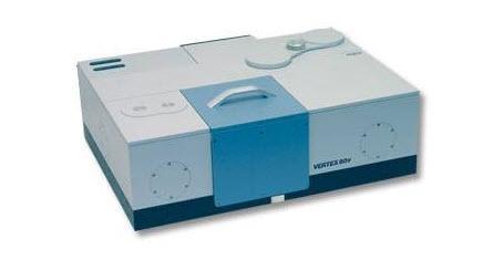 Bruker VERTEX 80/80v Vacuum FTIR Spectrometers