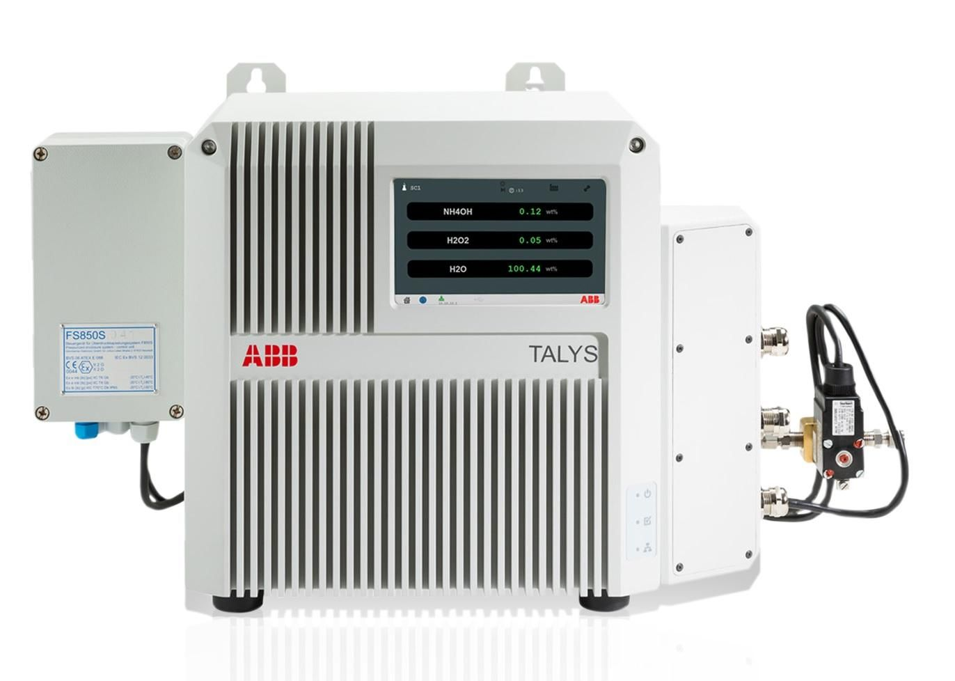 TALYS ASP400 Series FT-NIR Analyzer