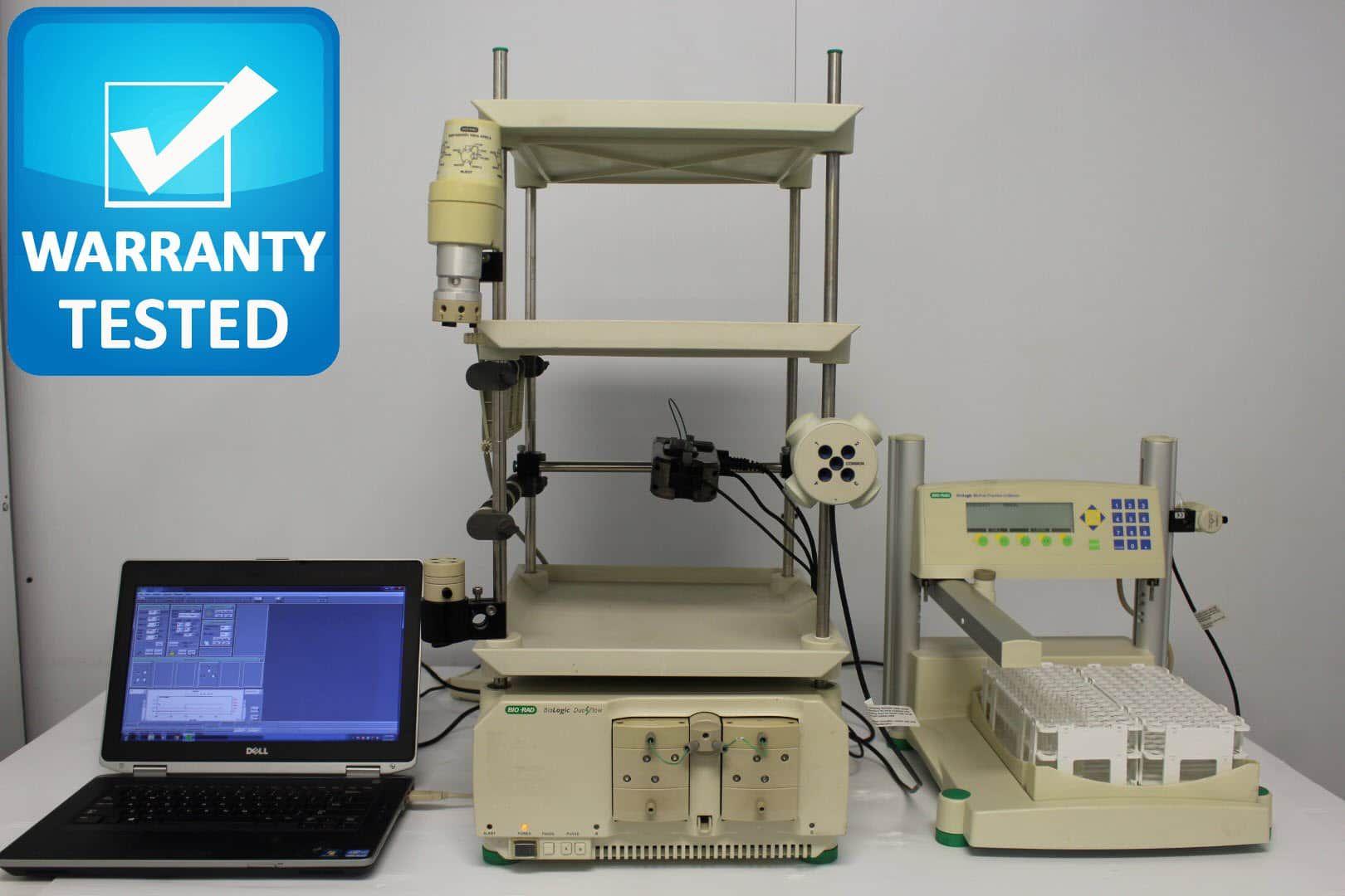 Bio-Rad DuoFlow Chromatography System