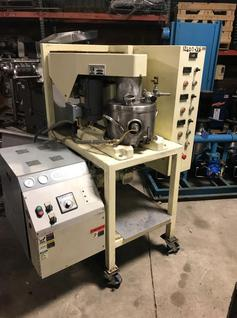 Ross PVM2 Triple Motion Stainless Steel Vacuum Jacketed Mokon Heater