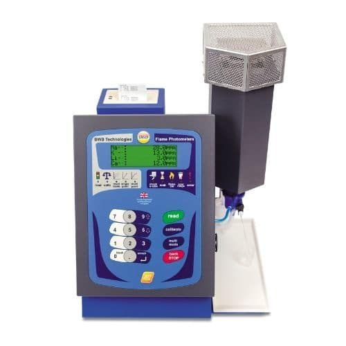 BWB Technologies Technologies XP Plus Flame Photometer