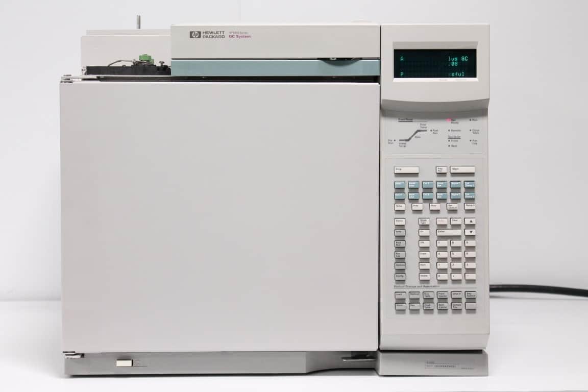 HP Agilent 6890 GC Series Gas Chromatograph G1530A