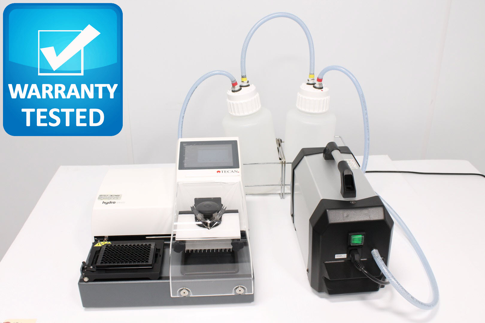 Tecan HydroSpeed Microplate Washer