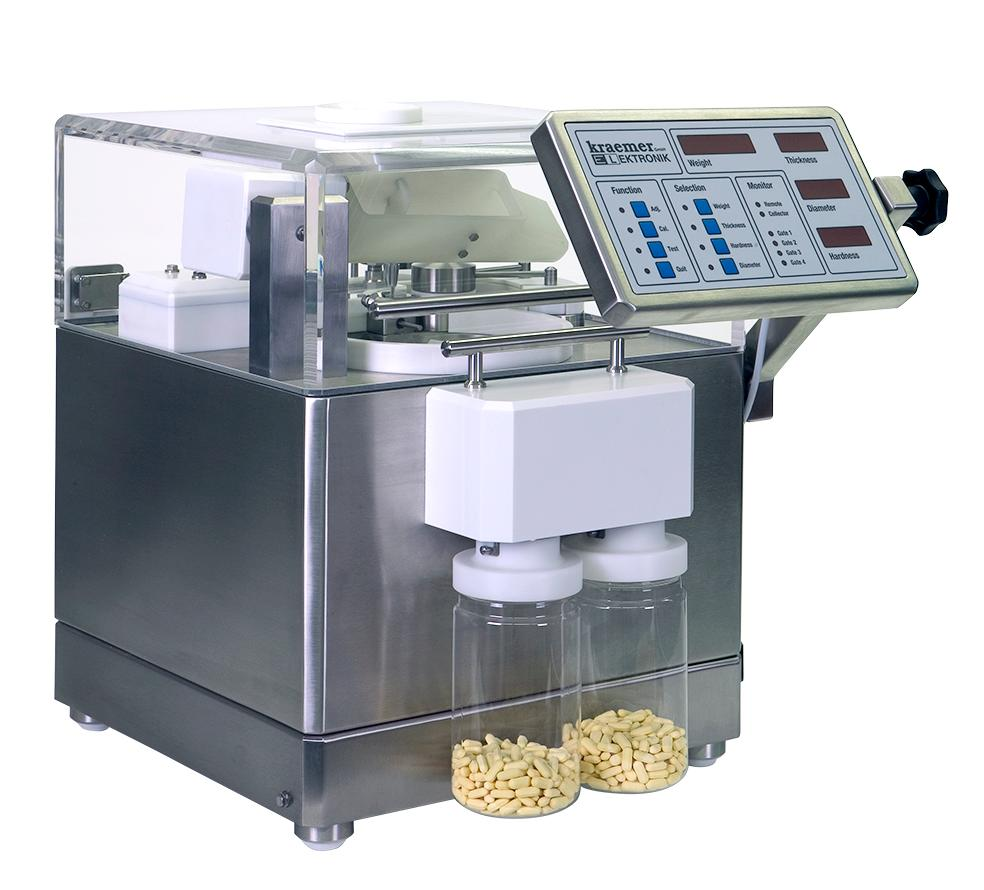 Automatic Tablet Hardness Testing System - Easy Clean!