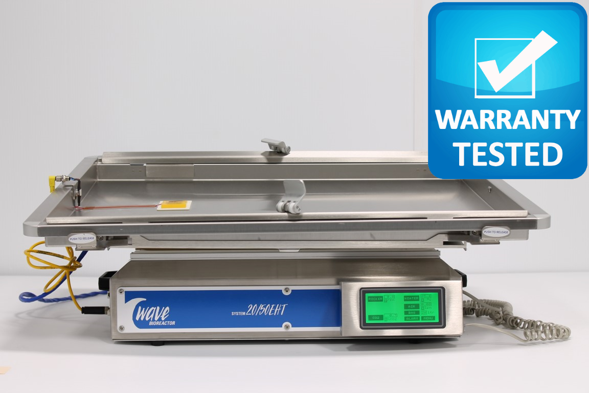 GE Wave 20/50EHT Cellbag Bioreactor