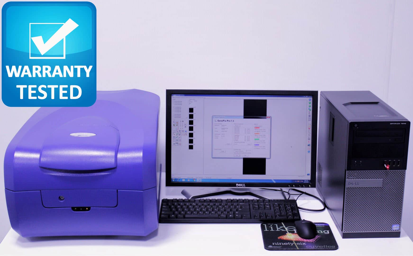 Molecular Devices GenePix 4400A Microarray Scanner