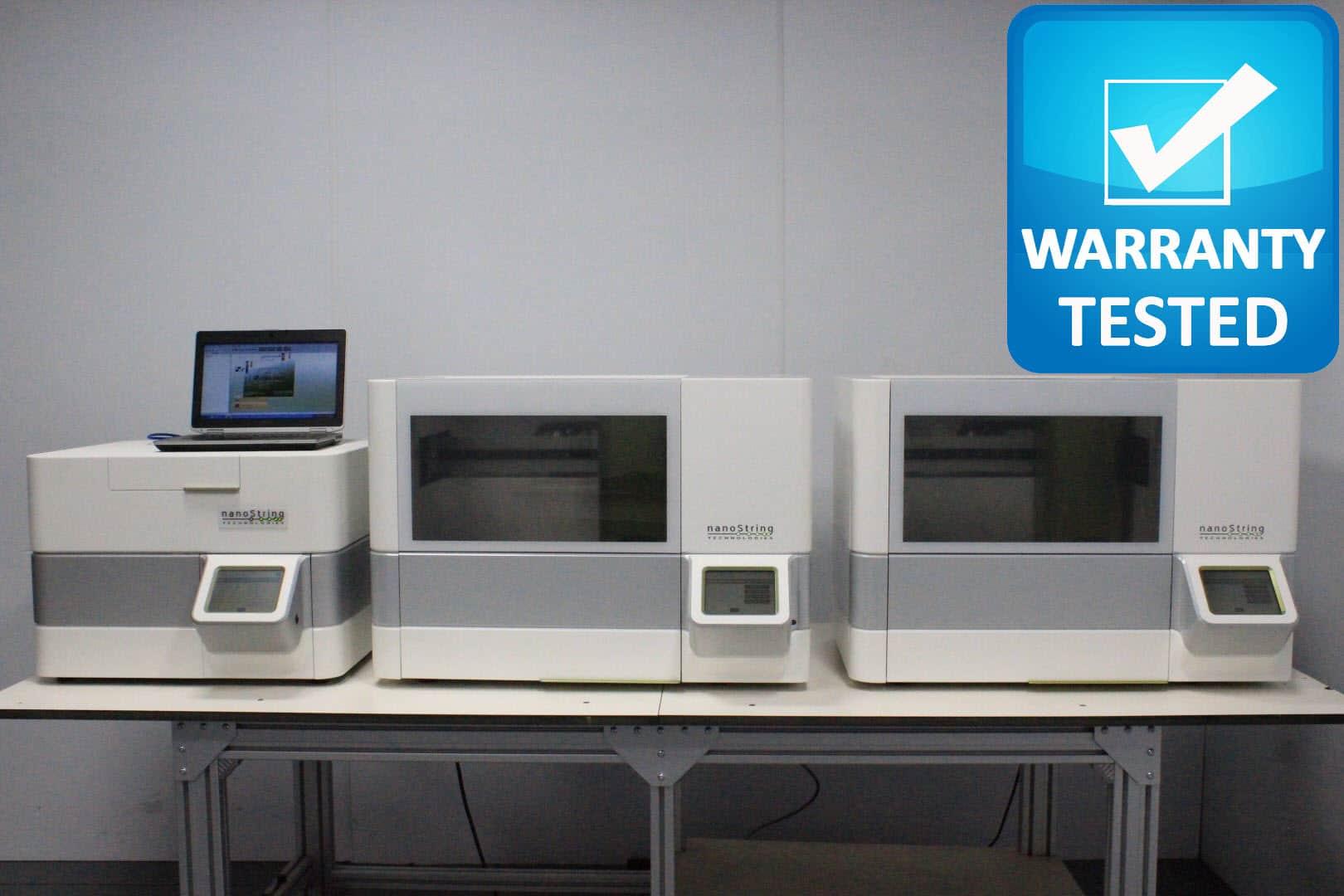 NanoString nCounter MAX Analyzer DNA RNA Analysis System