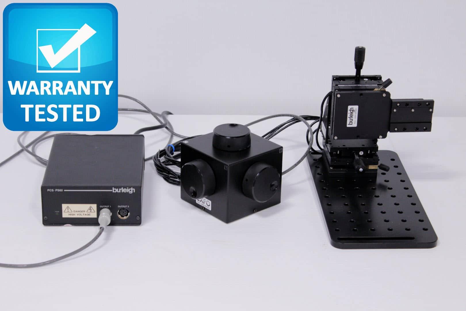 Burleigh PCS-5000 Micromanipulator