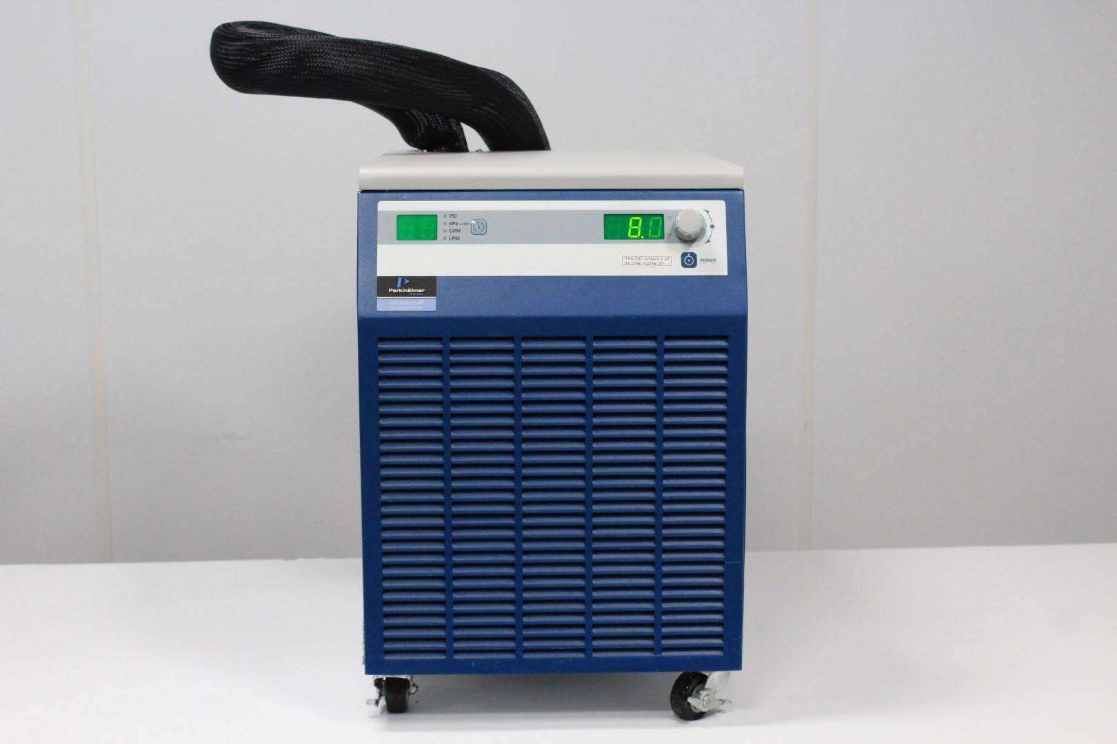 Perkin Intracooler 2P Cooler PolyScience VLT100 Cooling Chiller -40C to -80C