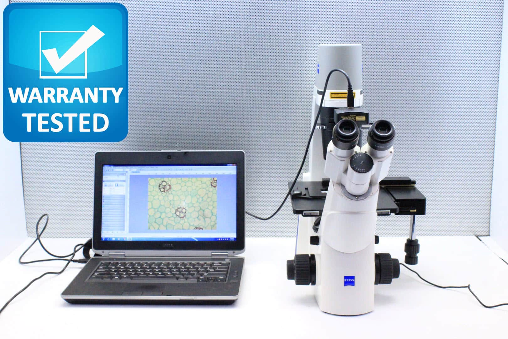 Zeiss PrimoVert Inverted Microscope