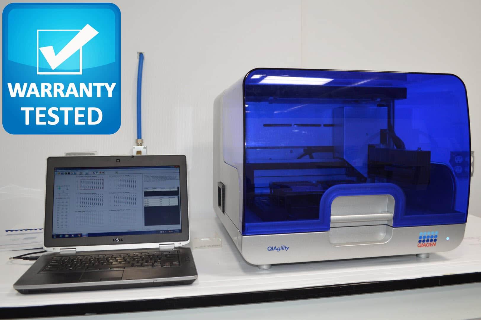 Qiagen QIAgility PCR System