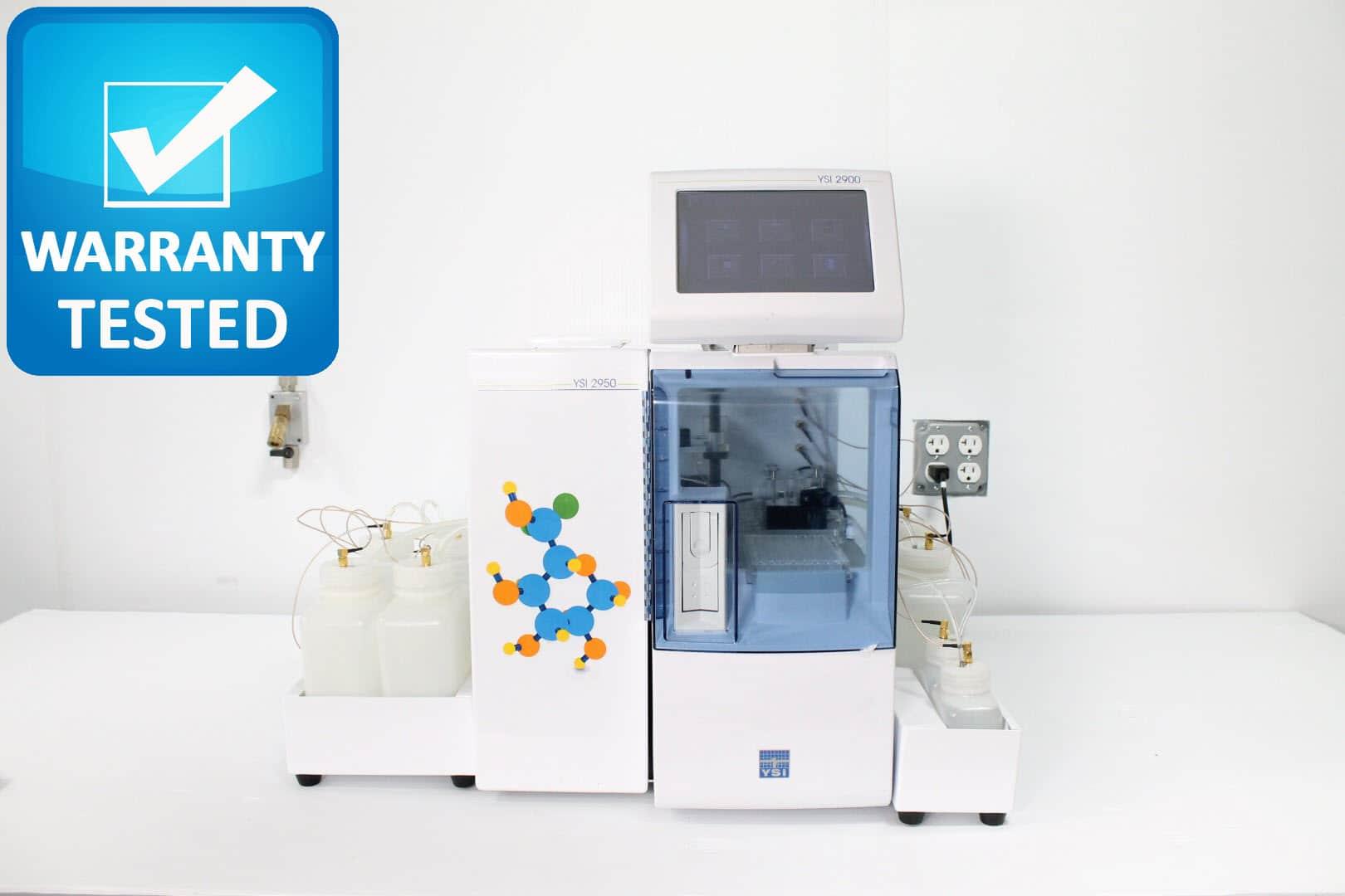 Xylem YSI 2950 Biochemistry Analyzer 2950D