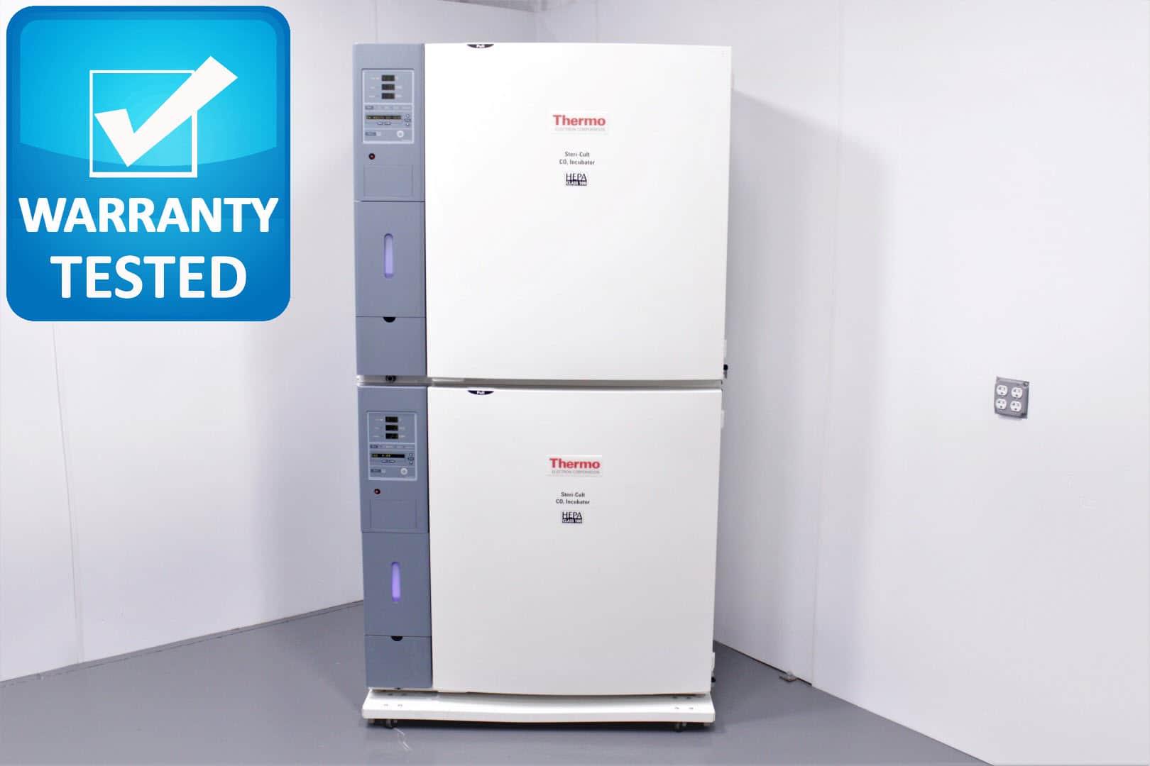 Thermo Steri-Cult CO2 Double Incubator 3310 w/ HEPA 100 Filter
