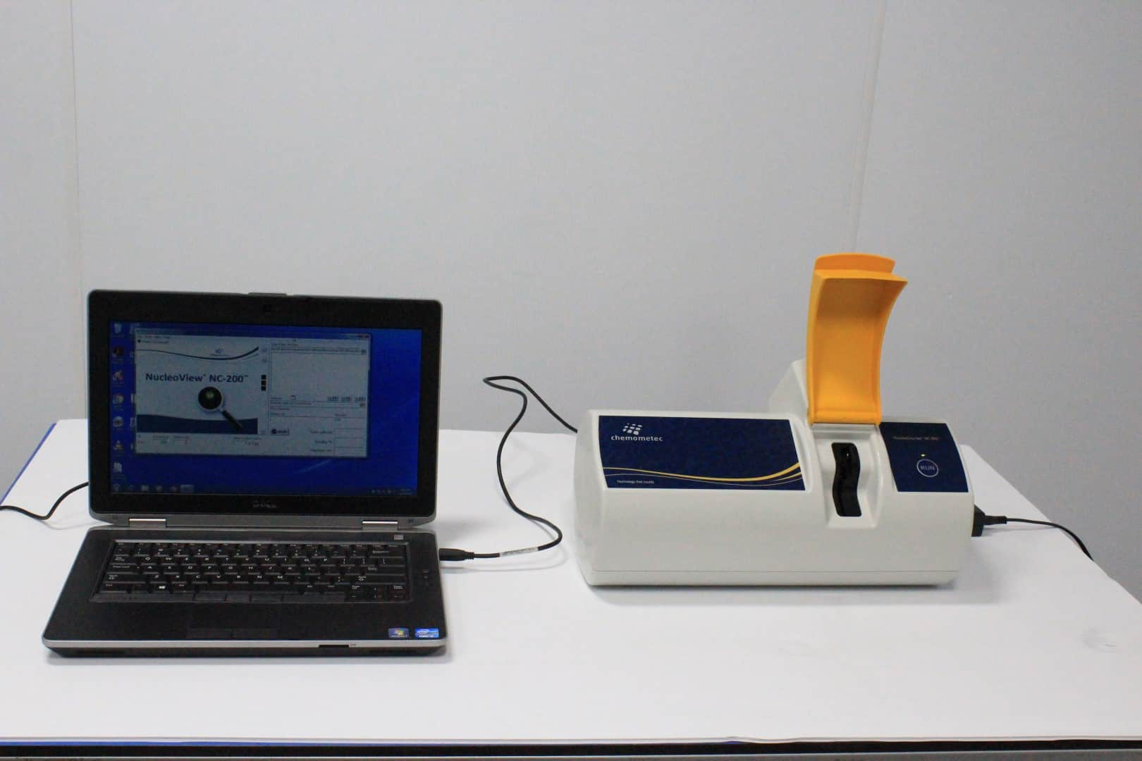 ChemoMetec NucleoCounter NC-200 Automated Cell Counter