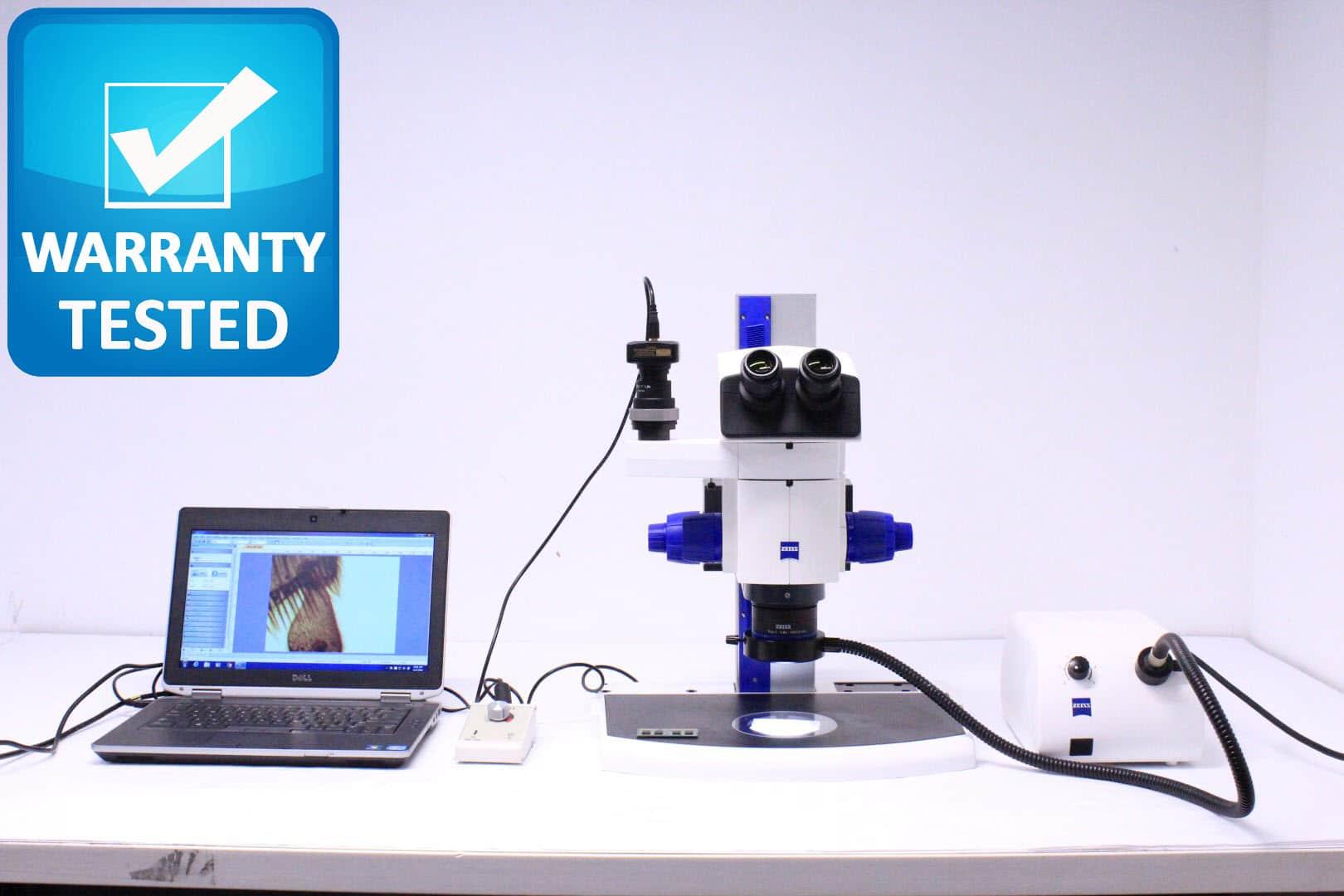 Zeiss Discovery.V8 Stereo Microscope Stereoscope