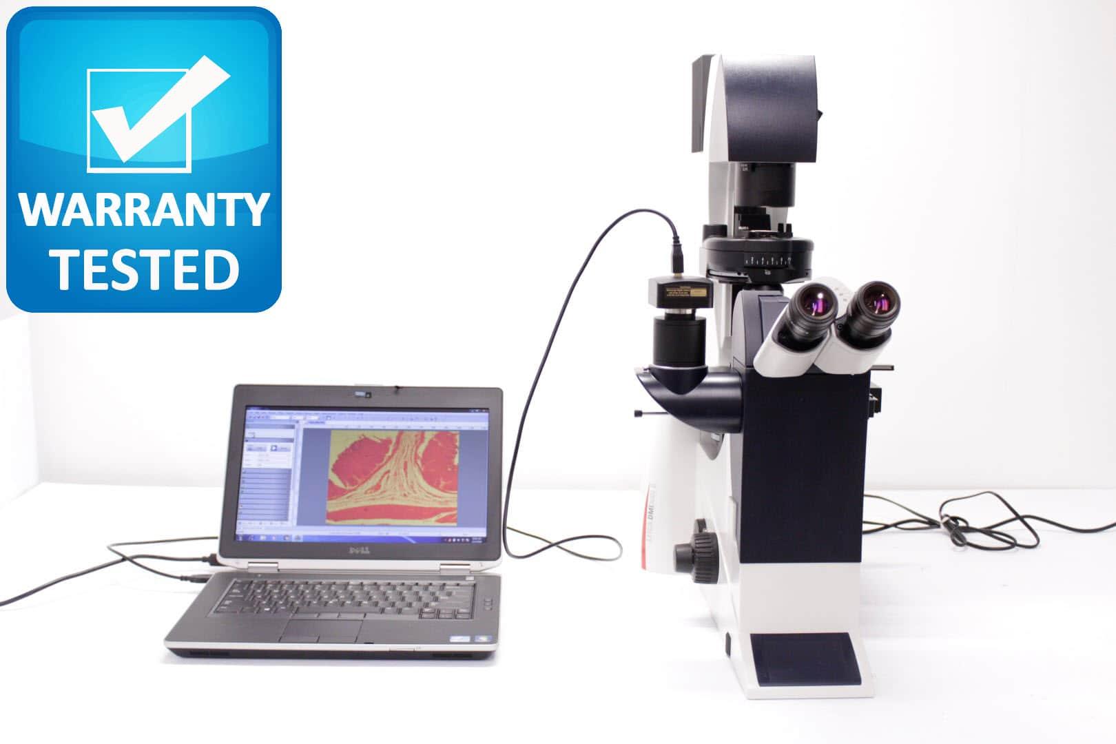 Leica DMI3000 B Inverted Microscope