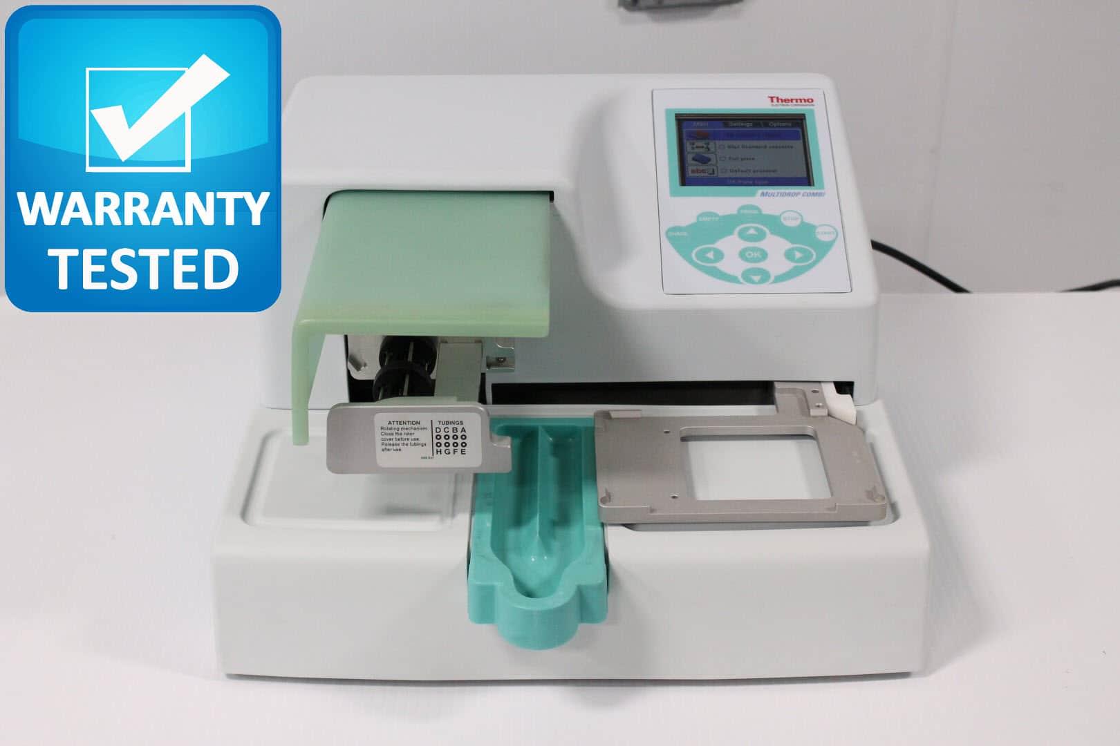 Thermo Multidrop Combi Reagent Dispenser 836 Unit5