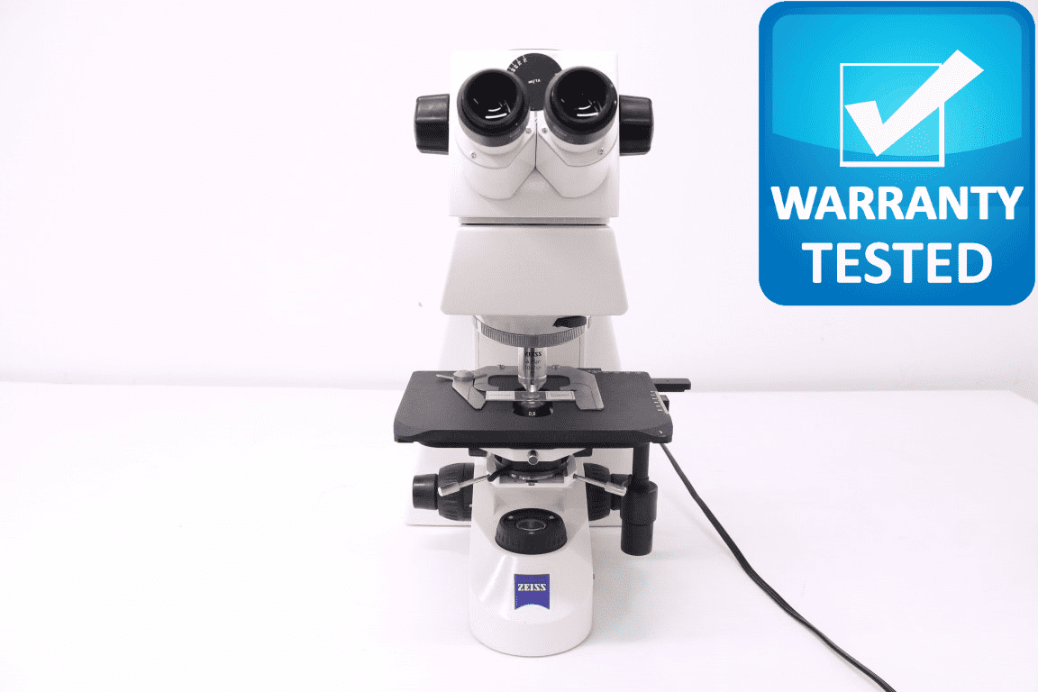 Zeiss Axioskop 40 Upright Microscope for Brightfield Transmitted