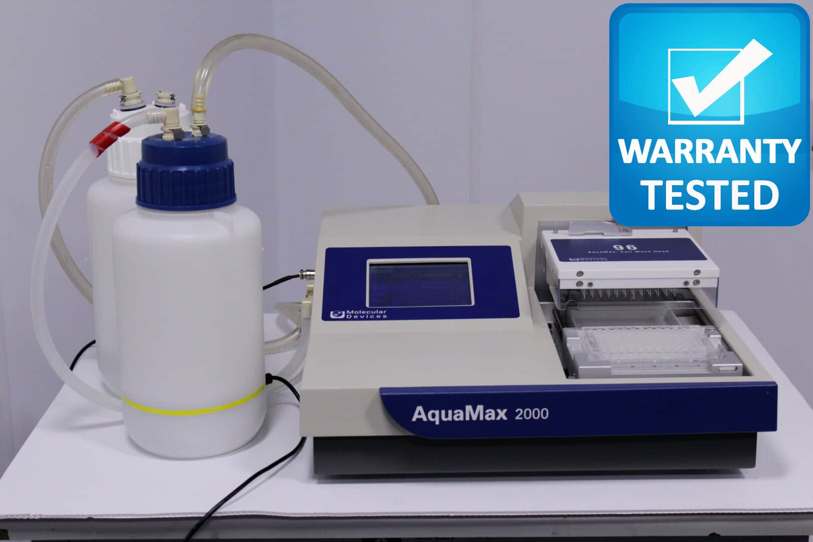 Molecular Devices AquaMax 2000 Microplate Washer Unit3