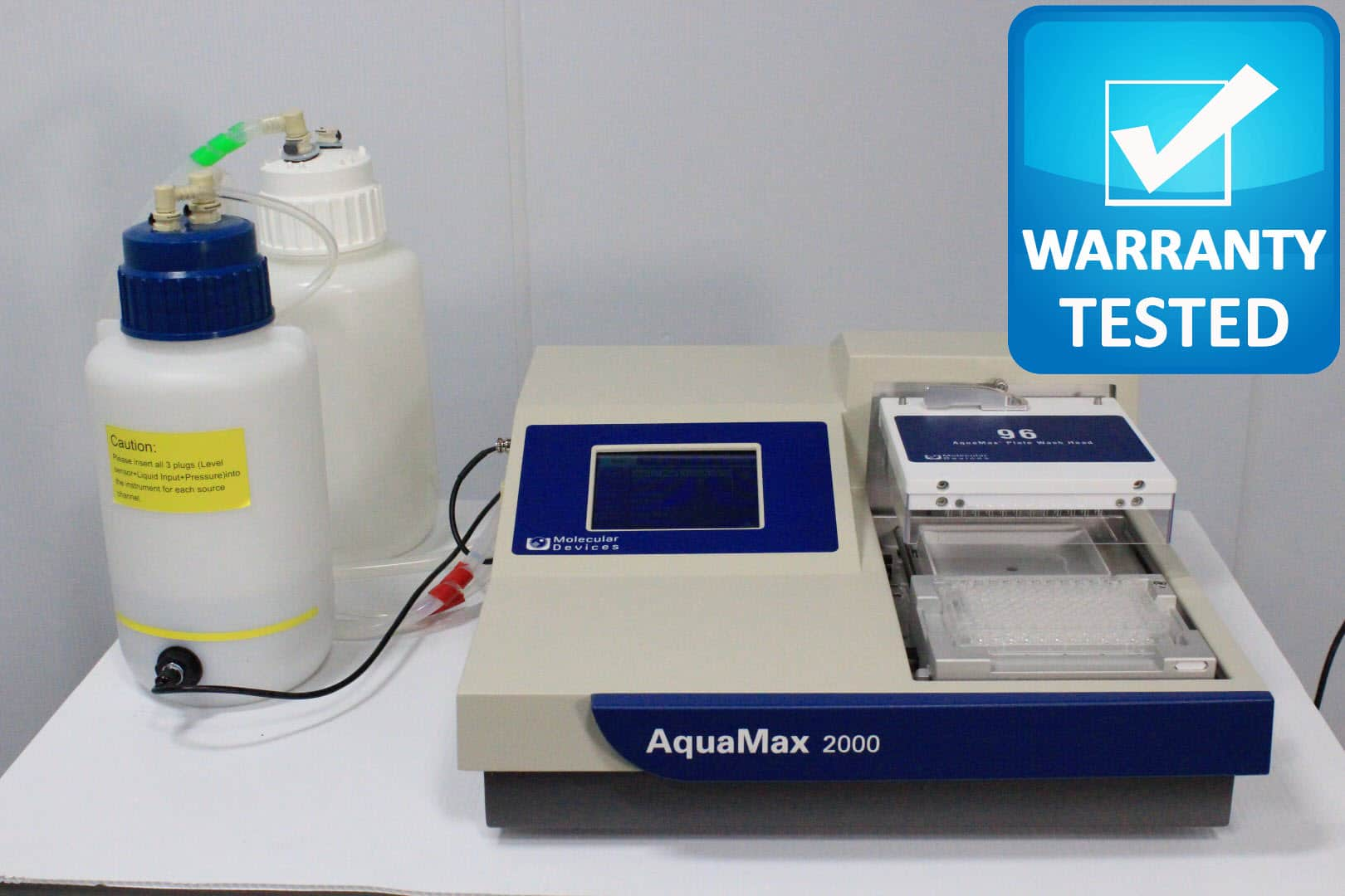 Molecular Devices AquaMax 2000 Microplate Washer Unit2