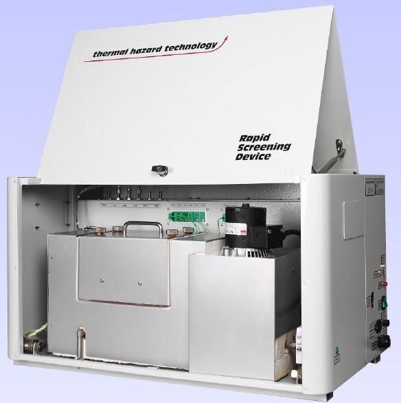 Introducing Rapid Screening Device Safety Calorimeter