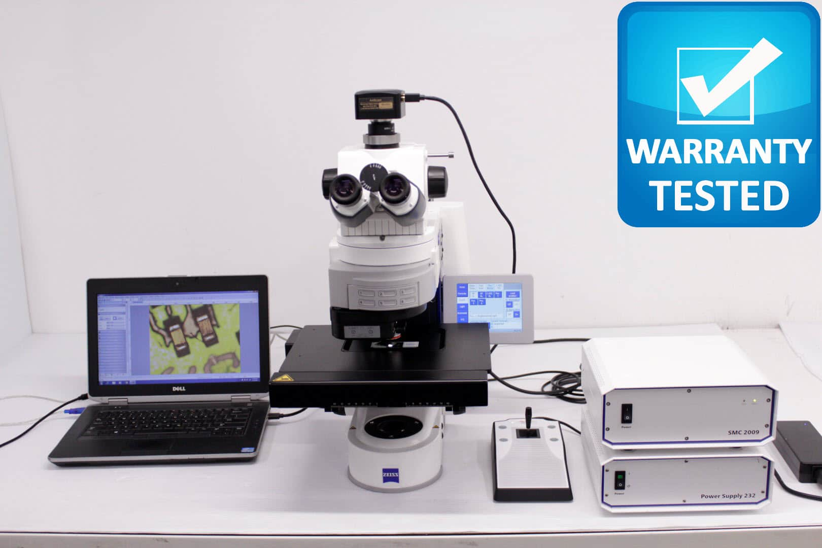 Zeiss AXIO Imager.M2m Motorized Microscope DIC Polarization