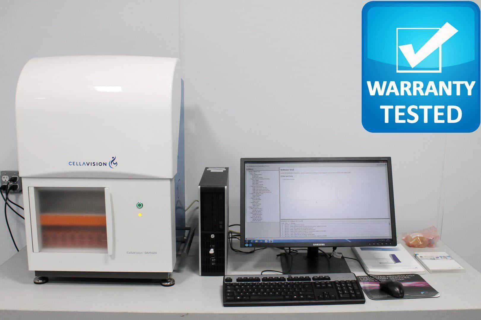 Sysmex CellaVision DM9600 Digital Cell Morphology Analyzer