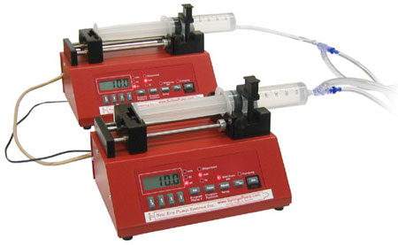 DUAL-NE-1000X  The Next Generation Continuous Infusion Syringe Pump System
