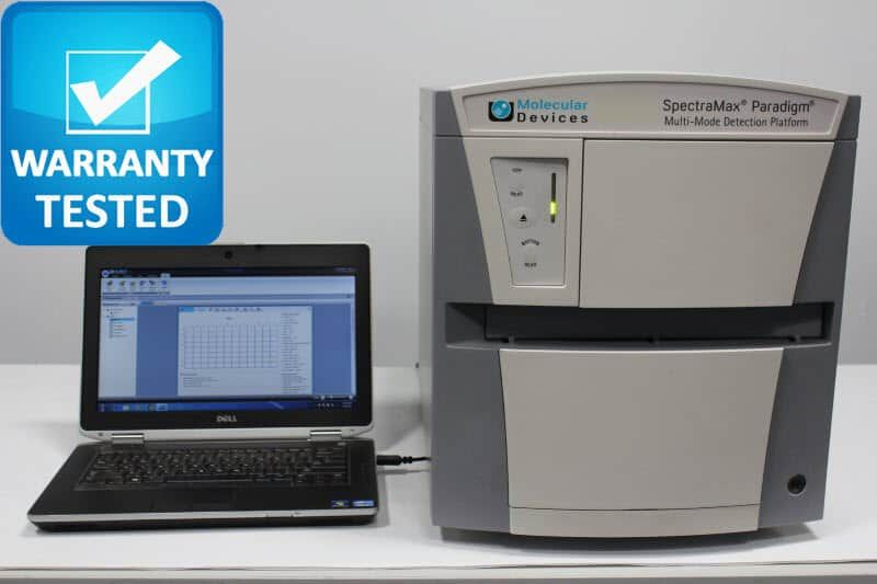 Molecular Devices SpectraMax Paradigm Multi-Mode Microplate Reader