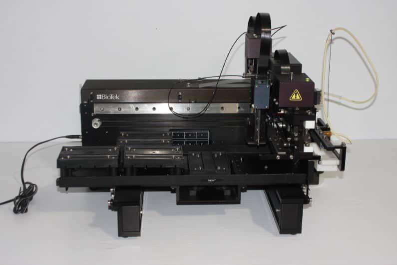 BioTek Precision XS Microplate Dispenser PRC384/1M - PL
