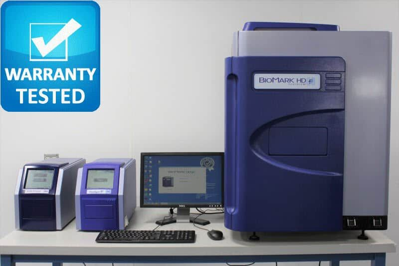 Fluidigm BioMark HD Real-Time PCR w/ IFC HX, MX Controllers