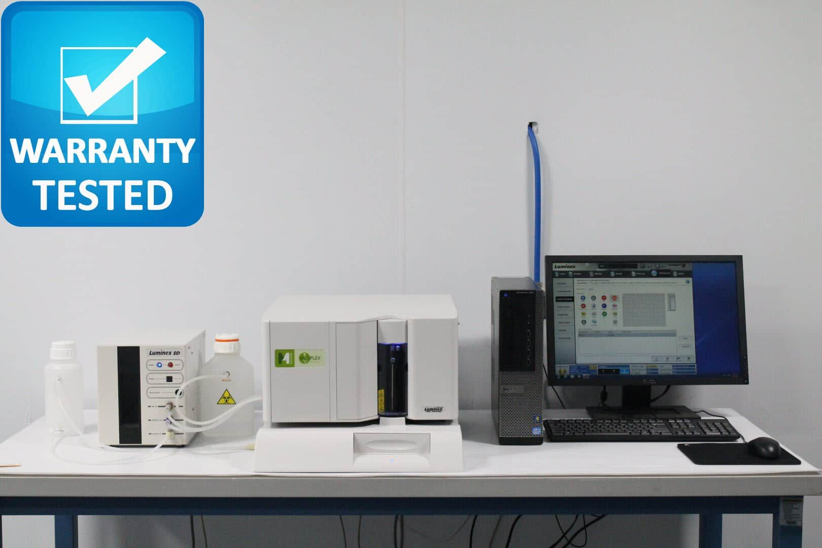 Milliplex Luminex 200 Suspension Array Analyzer Made 2016