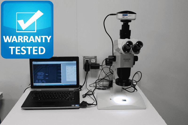 Olympus Q-Color 5 RTV Microscope Color CCD Camera 5MP 2580x1944 pixels Qcolor