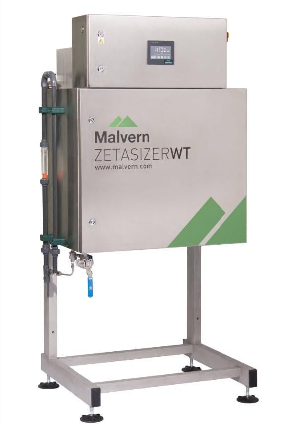 Severn Trent Water adopts Malverns Zetasizer WT