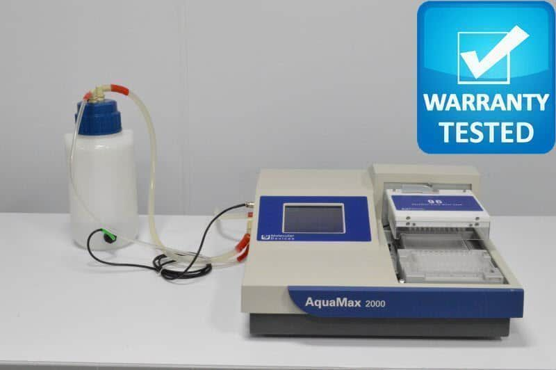 Molecular Devices AquaMax 2000 Microplate Washer
