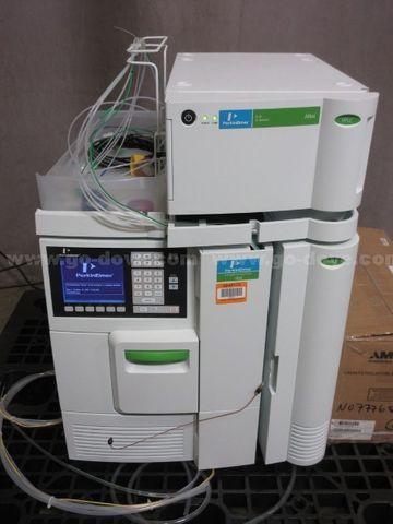 2 Pcs., PE Altus HPLC System