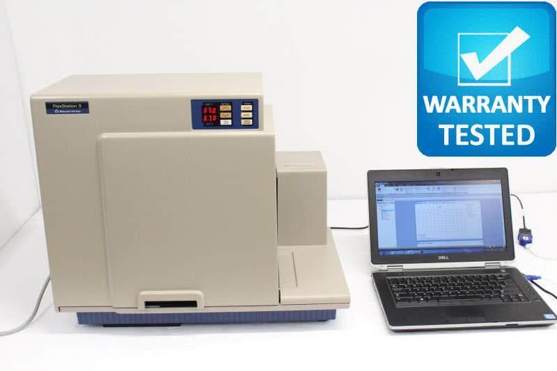 Molecular Devices FlexStation 3 Multi-Mode Microplate Reader