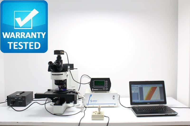 Olympus BX60 Brightfield/Darkfield Motorized Microscope BX60MF