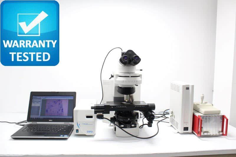 Nikon 90i Fluorescence Motorized Phase Contrast Microscope Unit2