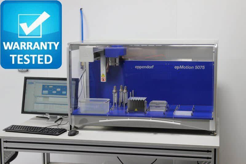 Eppendorf epMotion 5075 Liquid Handler unit 2