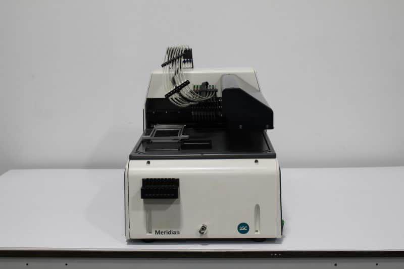 LGC Meridian Microplate Liquid Dispenser 8-channel Pred Meridian2 - PL