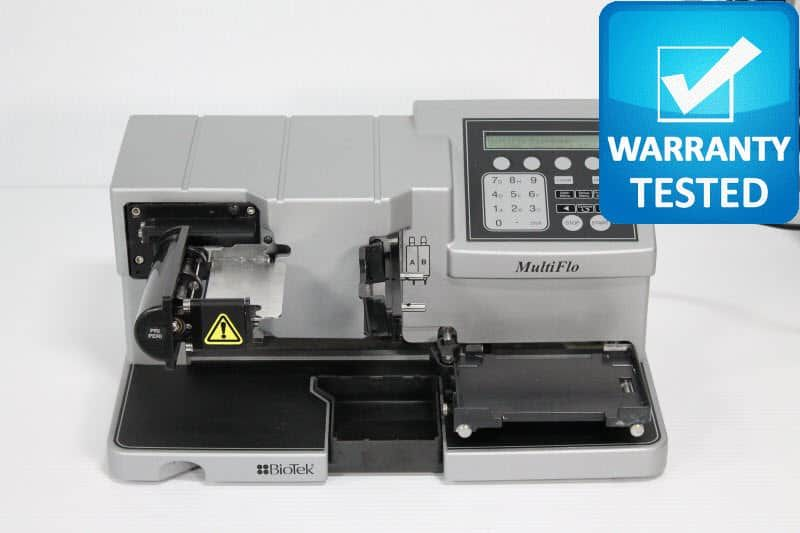 BioTek MultiFlo MFP Multi Mode Microplate Reagent Dispenser