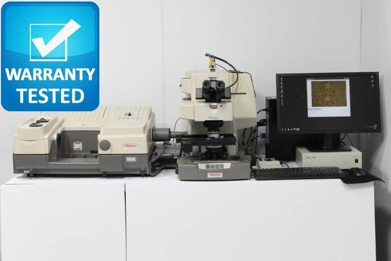Thermo Nicolet 6700 FT-IR Spectrometer Pred Nicolet IS 50, IS50, IS50R unit2