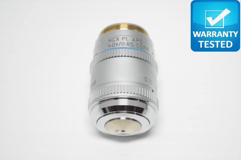 Leica HCX PL APO 40x/0.85 CORR Microscope Objective 506294 Unit 2