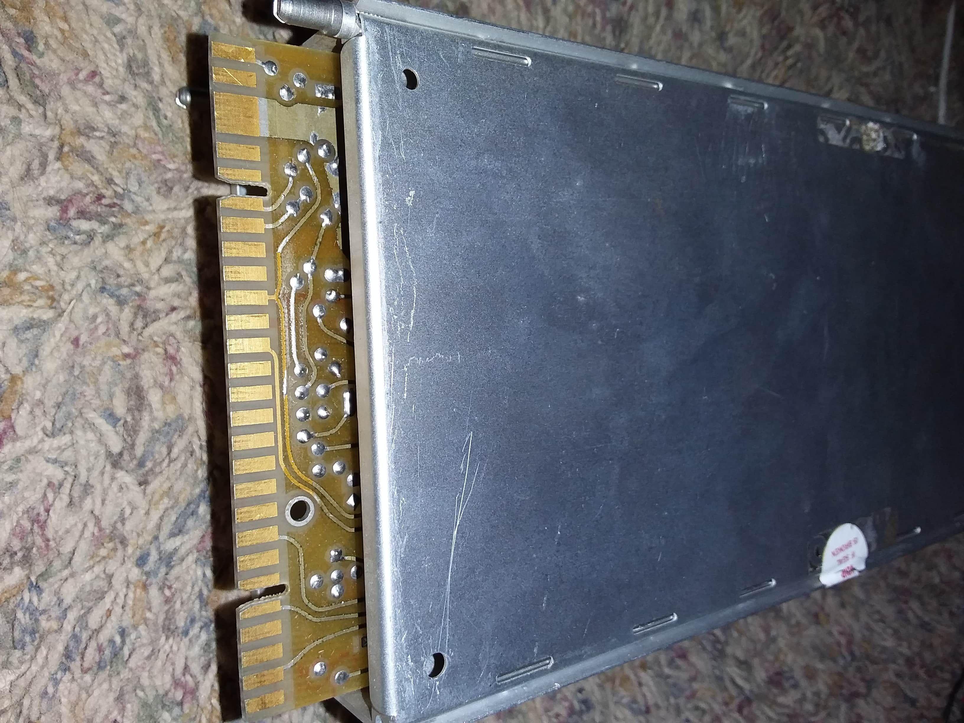 Tektronix PG505 100KHz - 1 Hz High Voltage Pulse Generator Plug-In TM500