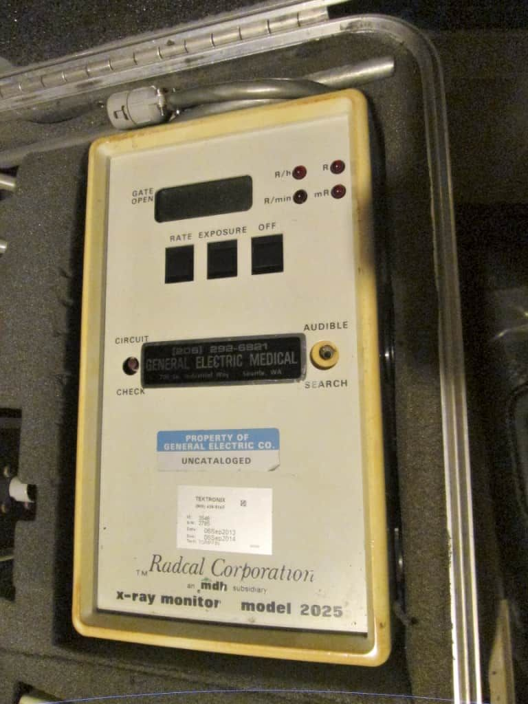 (2) RADCAL Radiation Systems 2025 Ion Chambers