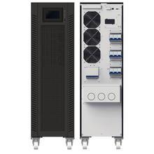 15 kVA / 15 kW 3 Phase Power Conditioner, Voltage Regulator, & Battery Backup UPS