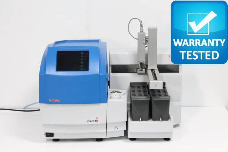 Biotage Initiator Microwave Synthesizer 300W EXP US w/ Robot60