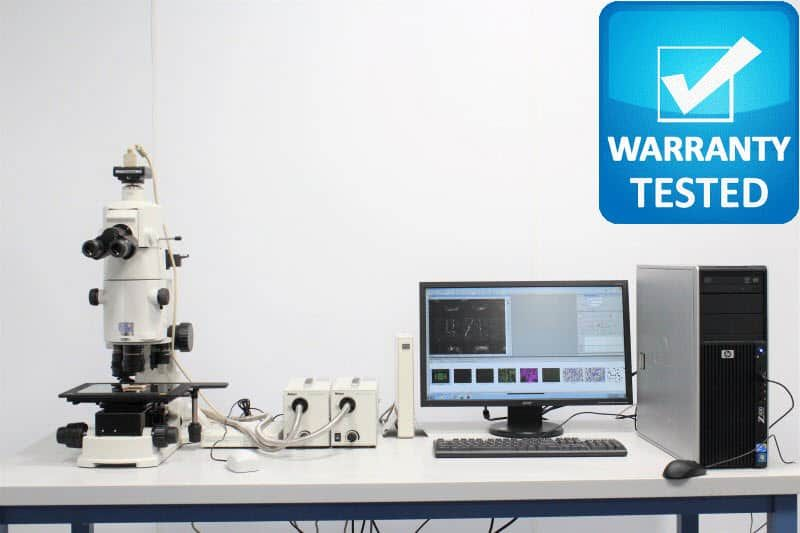 Nikon AZ100 Multizoom Motorized Microscope Stereo BF Transmit Reflect 1x,2x,5x