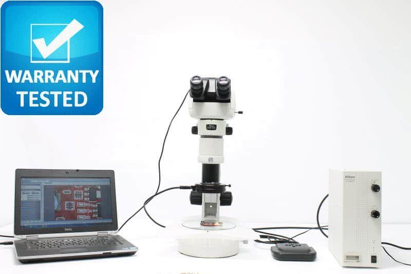 Nikon SMZ1270 Stereo Microscope SMZ1270i 3.15x...40x
